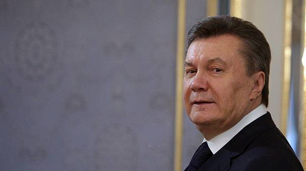 Ukraine: Reports ousted president Viktor Yanukovych is in Russia