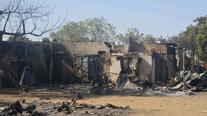 Nigeria: 'At least a dozen killed' in village raid by Islamic sect Boko Haram