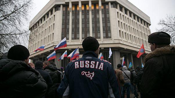 """Журналист """"Монд"""" о ситуации на Украине"""