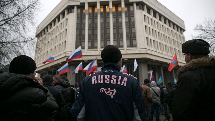 L'Ukraine sur la voie du séparatisme?