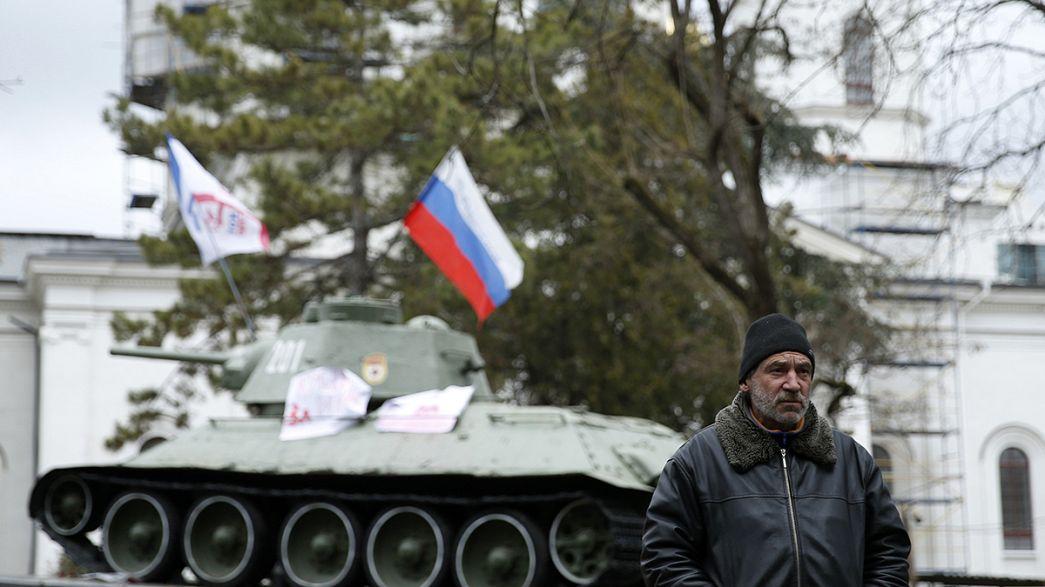 """Ianukovitch: """"quero regressar à Ucrânia"""""""