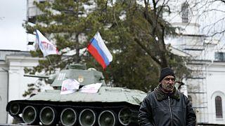 """Janukowitsch: """"Ich bin noch am Leben"""""""