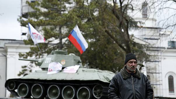 Canlı: Ukrayna Devlet Başkanı Yanukoviç'in basın toplantısından satır başları
