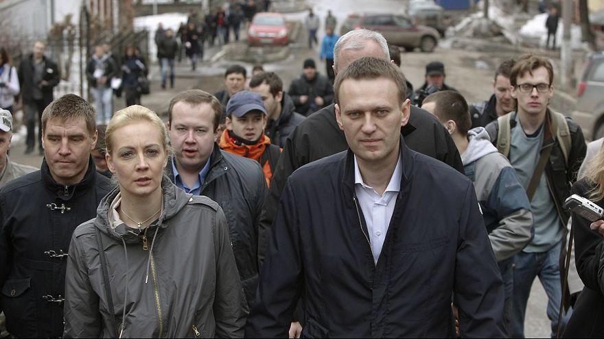 Суд поместил Алексея Навального под домашний арест