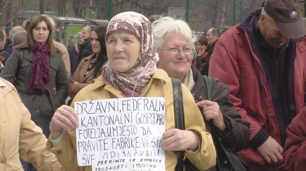 Les prémices d'un printemps bosnien