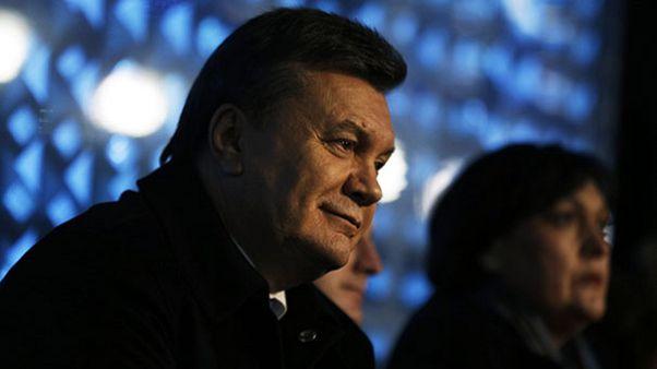 Swiss prosecutor opens money laundering probe into ousted Ukrainian president Viktor Yanukovych