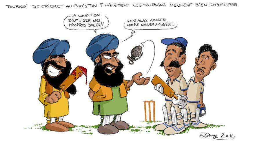 Le taliban est vraiment mauvais joueur quand on lui parle de paix!