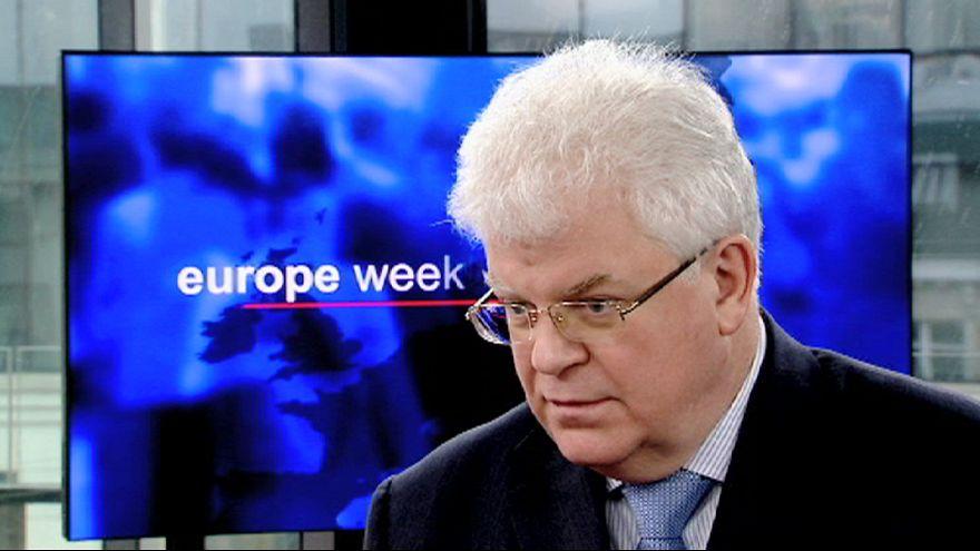 """Chizhov, embajador ruso ante la UE: """"No tenemos tropas en los aeropuertos de Crimea"""""""
