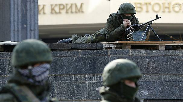 Russian parliament passes unanimous vote for armed troops to be deployed in Crimea