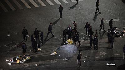 Une trentaine de tués dans l'attaque d'une gare chinoise