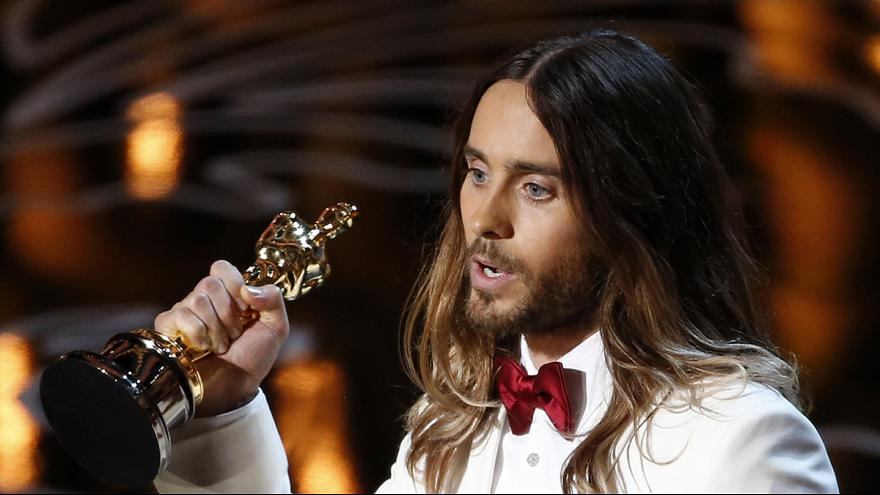 Read Jared Leto's touching, thoughtful acceptance speech