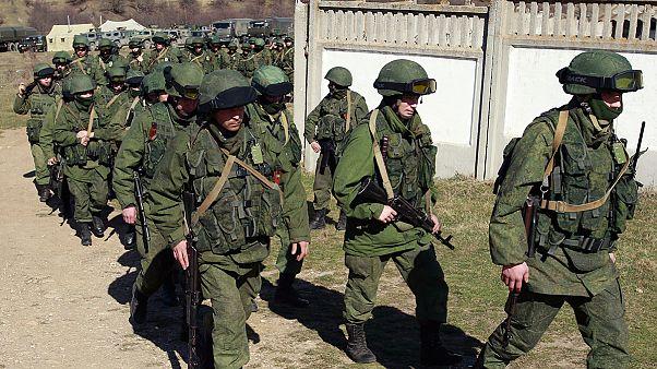 "Ukraine as it happened: Moscow denies ultimatum, EU discusses ""targeted sanctions"""