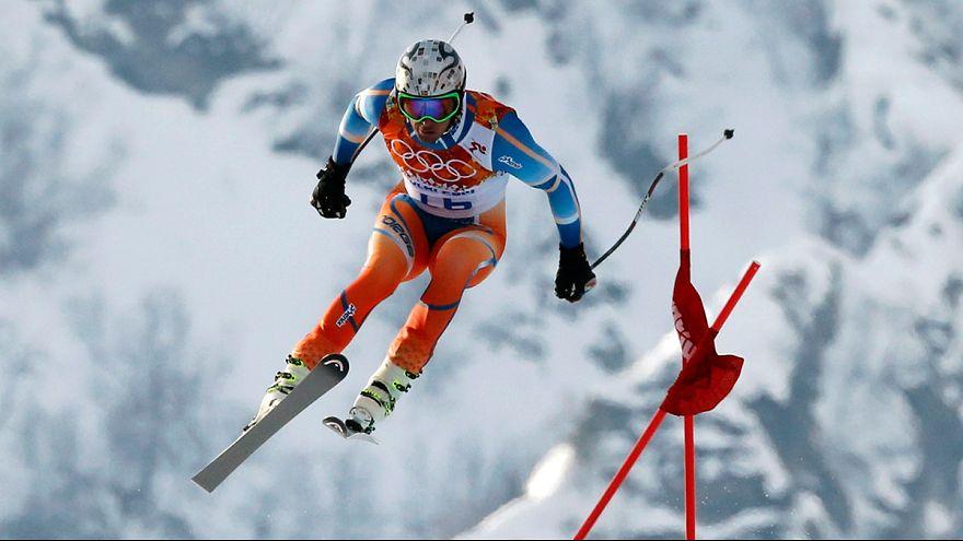 """""""Gravity"""": Tops und Flops des Wintersport-Wochenendes"""