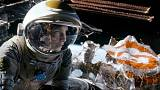 Watch: NASA astronauts congratulate 'Gravity' on Academy Award Wins