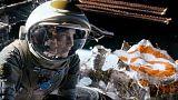 """Συγχαρητήρια στην ταινία """"Gravity"""" από το... διάστημα!"""