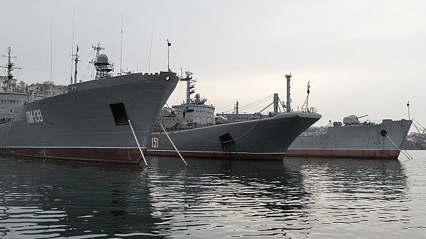 Russian Black Sea Fleet says no assault ultimatum in Crimea