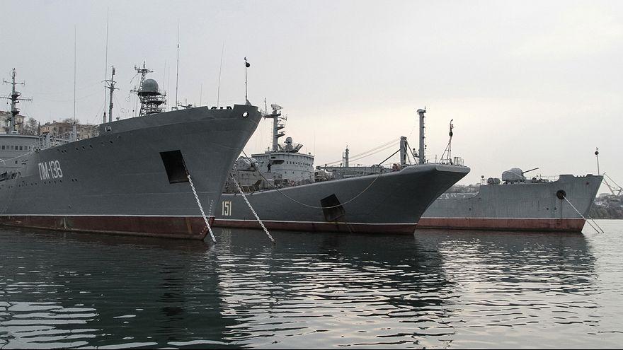 Crimée : la Russie dément vouloir attaquer les forces ukrainiennes