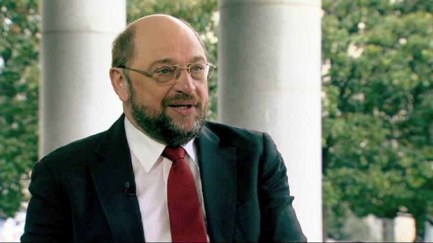 Schulz wins 'one-horse race' to become Socialist choice for top EU job