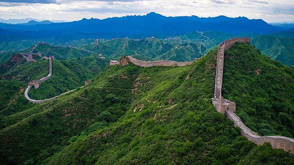 A graffitisek telefújhatják a kínai nagy falat