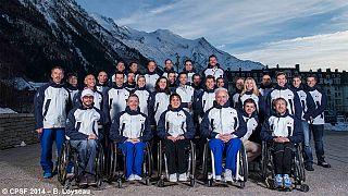 J -3 pour les Jeux Paralympiques de Sochi