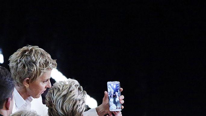 Le selfie des Oscars, un bon coup de pub