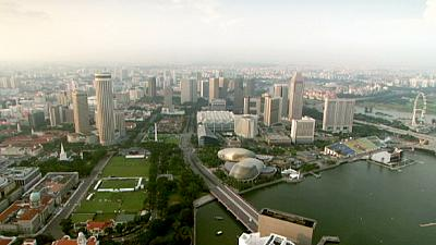 Singapore takes most expensive city crown from Tokyo