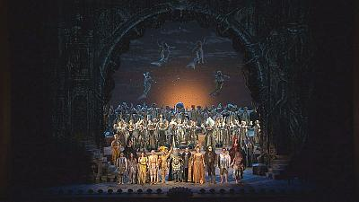 NY Metropolitan Opera takes Shakespeare to an Enchanted Island