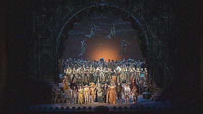 """""""The Enchanted Island"""", fantaisie baroque"""