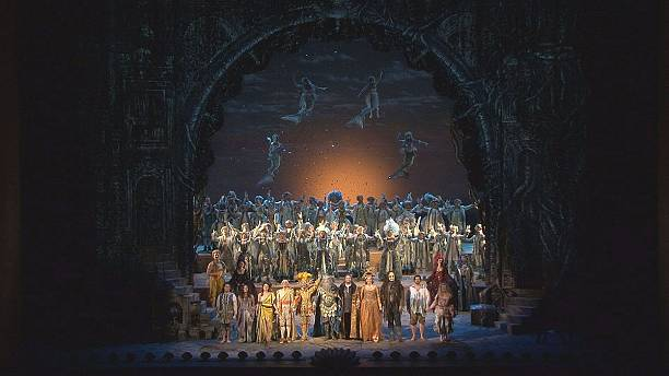 NY Metropolitan Opera takes Shakespeare to an Enchanted Island