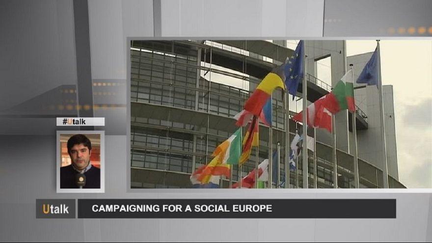 Faire campagne pour une Europe sociale
