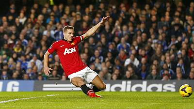 Manchester United skipper Vidic to join Inter
