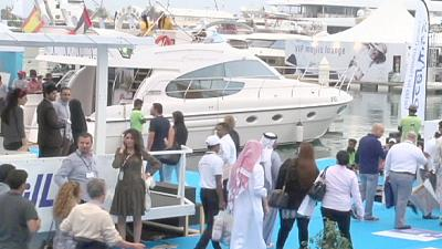Floating buyers head to Dubai