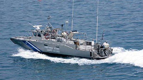 Greece: Three migrants hurt as Greek coastguards fire at boat