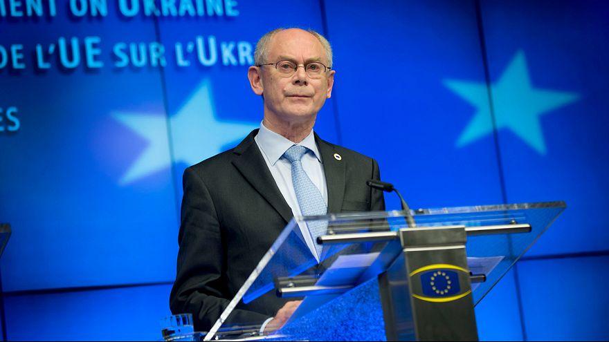 L'UE suspend les discussions avec la Russie sur les visas