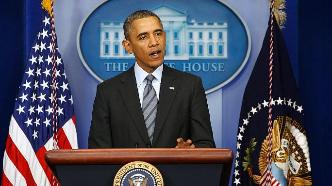 Obama says Crimea referendum would violate international law