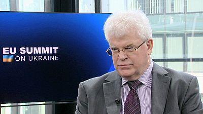 """Vladimir Chizov : """"L'Union européenne n'aurait pas dû reconnaitre le nouveau gouvernement ukrainien"""""""