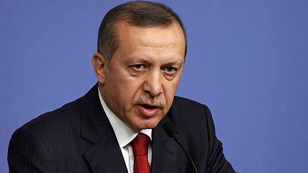 """Erdogan: """"Türkei nicht YouTube und Facebook ausliefern"""""""