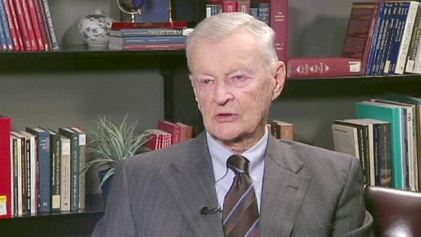 Putin 'wants to rebuild USSR with Ukraine' - Brzezinski