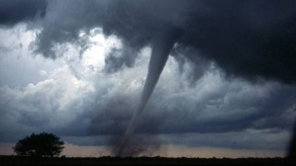Should the US build three giant barriers to reduce the impact of tornados?