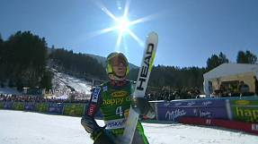 Ligety claims giant slalom for a new record in Slovenia