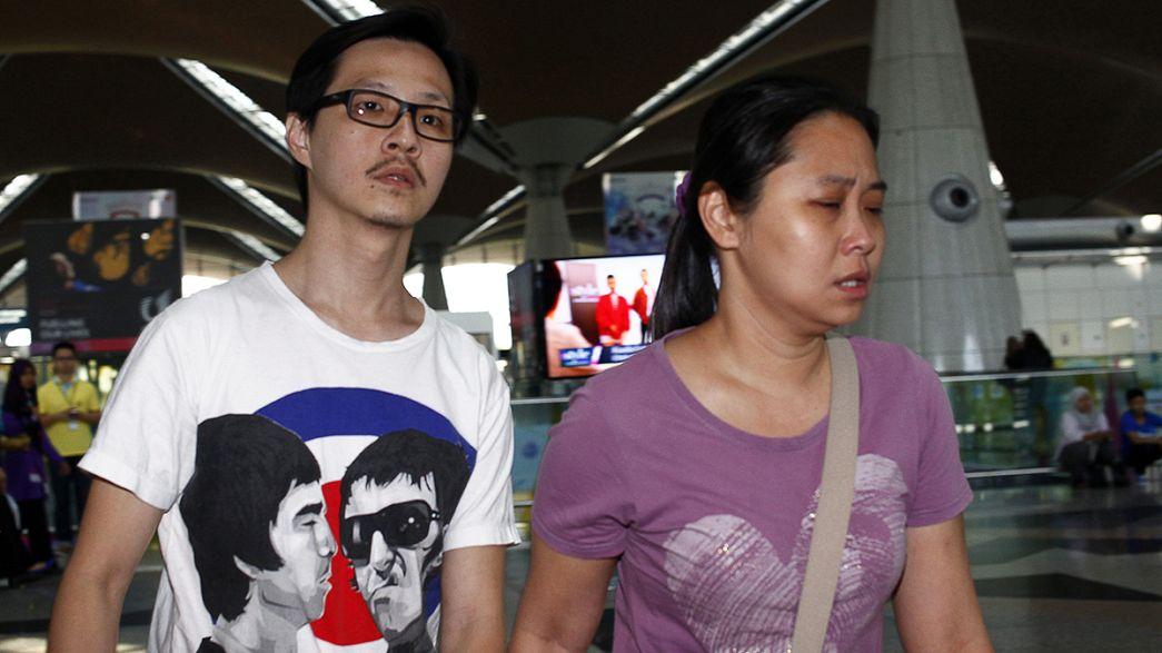 Dos pasaportes robados a bordo del avión desaparecido de Malaysia Airlines