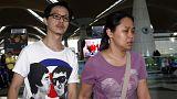 Deux passagers du vol MH 370 n'étaient pas à bord de l'avion