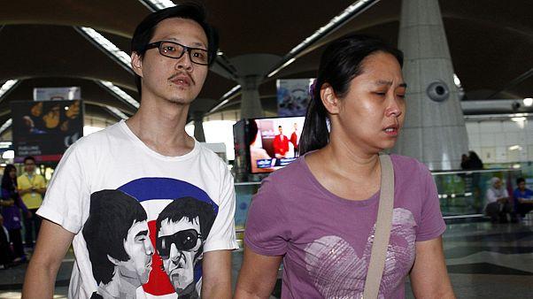 دو مسافری که در هواپیمای ناپدید شده نبودند