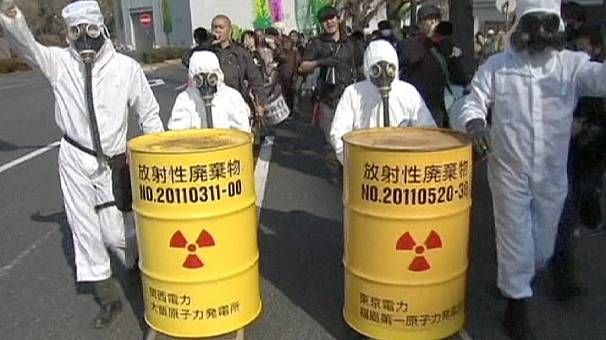 Japan: Thousands take part in anti-nuclear protests ahead of Fukushima anniversary