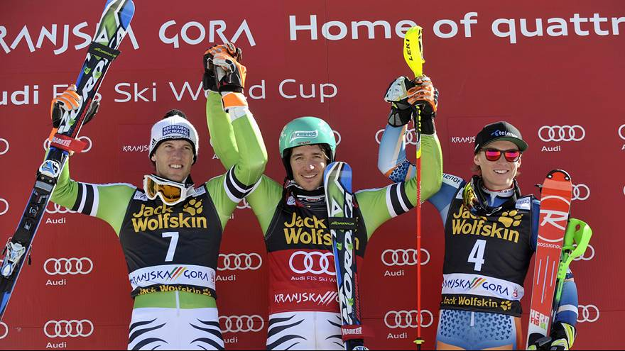 Wintersport: Doppelsieg für Neureuther und Dopfer