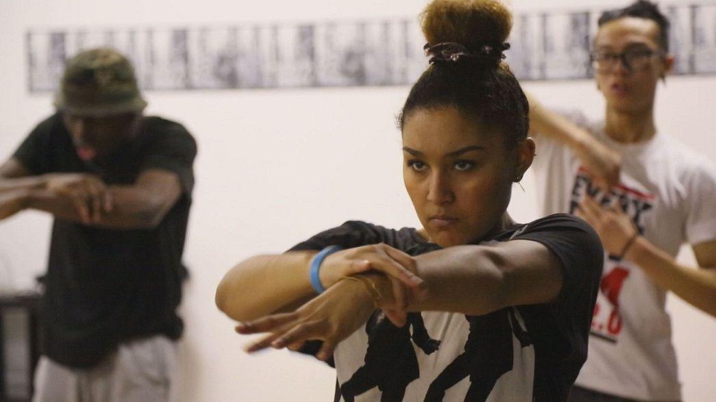 Krump: A dança que mexe com Liège