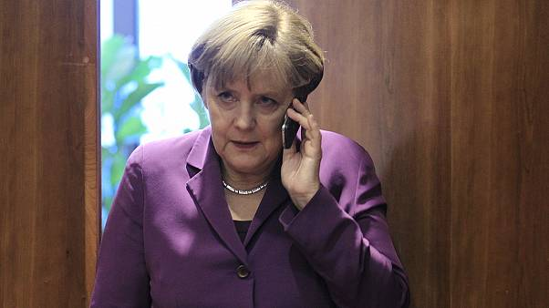 Αποκτήστε το κινητό της... Άγκελα Μέρκελ