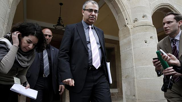 Cyprus central bank governor resigns