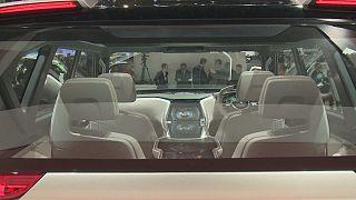 مرزهای خیال سازندگان خودرو در نمایشگاه ژنو