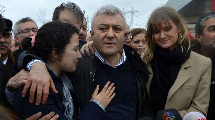 Tuncay Özkan ve bazı Ergenekon sanıklarına tahliye
